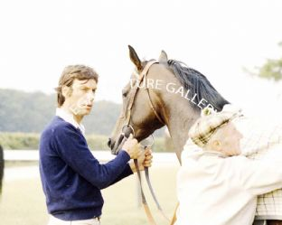 Wollow with Gianfranco Dettori with Henry Cecil (678-05)
